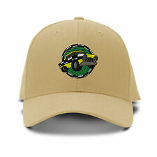 Taxi Driver Embroidery Embroidered Adjustable Hat Baseball Cap