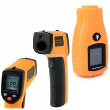 LCD Non-Contact Infrared Laser Point IR Digital Thermometer Temperature C99D