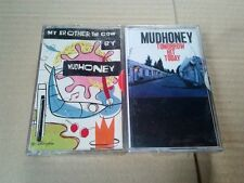 Philippines MUDHONEY - Lot Sale CASSETTES Rare SEALED Grunge SUB POP Nirvana OOP
