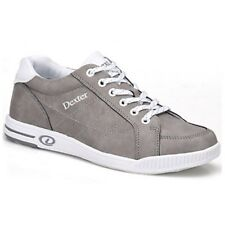 Dexter Deanna White/Grey RIGHT HANDED Womens Bowling Shoes