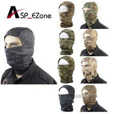 Airsoft New Type Tactical Quick-drying Hood Face Protective Mask CS Game Hunting