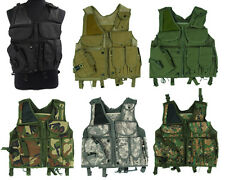 Airsoft Tactical Combat Hunting Outdoor Lightweight Vest With Holster