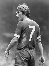 KENNY DALGLISH BLACK AND WHITE CANVAS ART PRINT A0 A1 A2