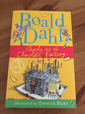 BRAND NEW 'CHARLIE AND THE CHOCOLATE FACTORY' – ROALD DAHL!!
