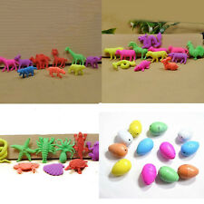 10pc Magic Dino Egg Growing Hatching Dinosaur Add Water Child Inflatable Kid Toy