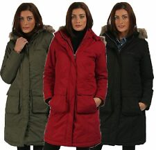 RRP £80 REGATTA LADIES INSULATED WATERPROOF BREATHABLE PARKA JACKET SIZES 10-26