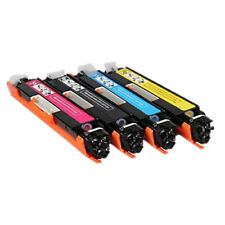 1-4Pack Toner for HP CE310A-CE313A Colour Laserjet CP1025,CP1025nw,MFP M175 126A