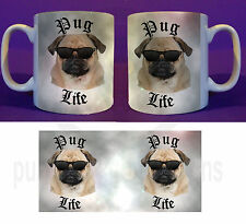 Pug life Mug great gift idea for pug lovers