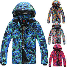 Waterproof Men Ski Jacket Snowboarding Skiing Sports Coat Windproof S M L XL XXL