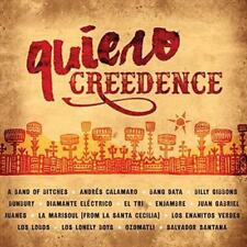 Quiero Creedence - Various Artists Compact Disc
