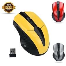 2.4GHz  Wireless Optical Mice Mouse Cordless USB Receiver For PC Computer Laptop
