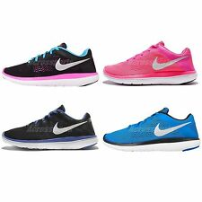 Nike Flex 2016 RN GS Run Girls Womens Running Shoes Trainers Sneakers Pick 1