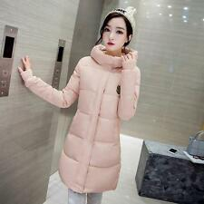 New Fashion Winter Women Long Hooded Jacket Warm Down Parka Coat Outerwear