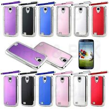 Luxury Ultra-thin Metal Aluminum Case Cover Skin For Samsung Galaxy S4 IV I9500