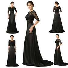 PLUS SIZE Mother of the Bride Groom Dresses Wedding Formal Long Evening Gowns