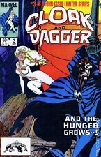 Cloak and Dagger (1983 Marvel 1st Series) #3 VG