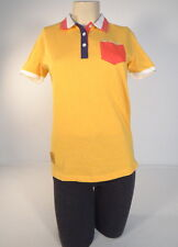 Columbia Sportswear Active Fit Orange Short Sleeve Polo Shirt Womens NWT
