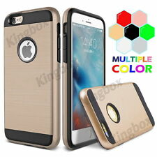 Heavy Duty Anti-Shock Bumper Hybird Hard Back Armor Case Cover For Various Phone