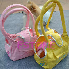 Stylish Dog Puppy Cat Pet Carry Bag Carrier Bag Tote Purse Shoulder Bag Puppies