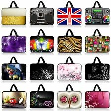 "10"" Laptop Netbook Sleeve Carry Case Bag Pouch for 10.1"" Dell inspiron mini 10"