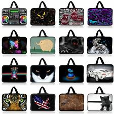 """Climbing Skull 17"""" 17.3"""" 17.4"""" Laptop Sleeve Carrying Bag Case Cover +Handle Hot"""