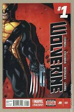 Wolverine (2014 5th Series) #1A VF 8.0