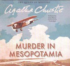 Murder in Mesopotamia: A Hercule Poirot Mystery by Agatha Christie Compact Disc