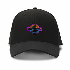 FLY FISHERMAN FISHING Embroidery Embroidered Adjustable Hat Baseball Cap