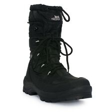 Trespass Mens Yetti Lace Up Snow Boots