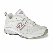 New! Womens New Balance 608 v3 Sneakers Shoes white pink - limited sizes