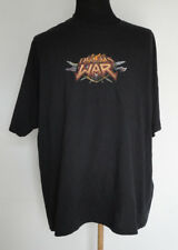 World of Warcraft WoW Drums of War Warlock T-Shirt - Black