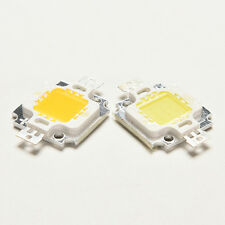 Chic 10W Cool/Warm White High Power 30Mil SMD Led Chip Flood Light Bead ESUS