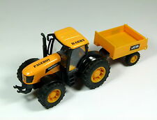 Personalised Pageboy gift, toy car, model JCB construction vehicle