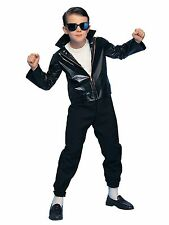 Boy's 1950s Greaser Costume
