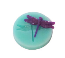 Dragonfly Butterfly silicone reusable resin mold mould resin jewelry crafts