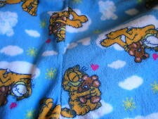 Garfield & Pooky Plush Lounge/Sleep Pant  XLarge
