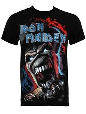 Iron Maiden Wildest Dream Vortex Mens Black T-Shirt - NEW & OFFICIAL