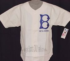 Vintage 90s BROOKLYN DODGERS Jersey *1947 NL Champs* COOPERSTOWN Collection NWT