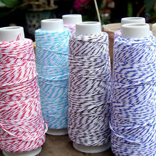 Bakers Twine Cotton Spool Roll Gift Wrapping, 100 Yards