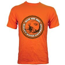 SCLSU Mud Dogs Men's Orange T-shirt
