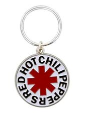 Red Hot Chili Peppers Asterisk Keychain Keyring