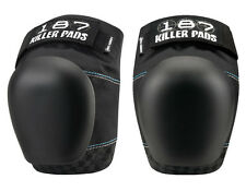 Roller Derby Knee Pads - 187 Killer Pro Derby Knee Pad S - XL Black