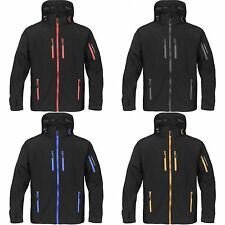 Stormtech Mens Expedition Soft shell Breathable Waterproof Full Zip Jacket