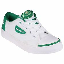 Dunlop Green Flash DU1555 Non-Marking Trainer / Boys Trainers / Girls Trainers