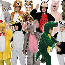 Animal Kids Fancy Dress Book Week Halloween Easter Christmas Boys Girls Costume