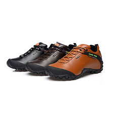 Hot Mens Outdoor Climbing Hiking Sport Shoes Non-Slip Breathable Casual Sneakers