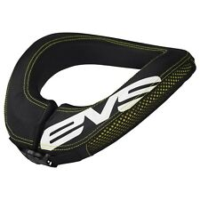 EVS R2 Race Collar Neck Brace Support Protection ATV Moto BLACK Youth-Adult