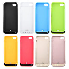 4200mAh External Power Bank Charger Pack Backup Battery Case for iPhone SE 5S 5C
