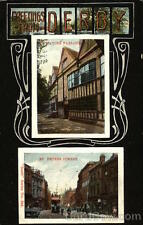 England Derby Greetings from Derby / The Mayors Parlour / St Peters Street