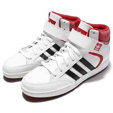 adidas Originals Varial Mid White Black Red Mens Cross Training Shoes B27422